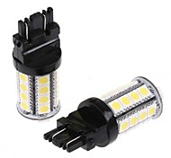 2PCS Magotan Special Car Tail Lamp LED Fog Lamp 3157 15W 5050 30SMD LED Car Brake Lamp Car Bakc Up Lamp