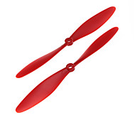 WLToys / XK X380 WLToys propellers / Toebehoren RC quadcopter / RC vliegtuigen / RC Helicopters Rood