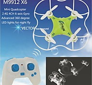 Others M9912 Drohne 6 Achsen 4 Kan?le 2.4G RC Quadcopter 360-Grad-Flip Flug