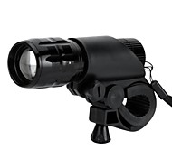 Luci Torce LED LED 500 Lumens 3 Modo LED AAAMessa a fuoco regolabile / Impermeabili / Resistente agli urti / Compatto / Emergenza /
