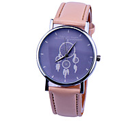 New! Women'S Watches,Creative Watches,Geneva Watch, Brain Watches Watches,Leather Quartz Wristwatch Students Watch