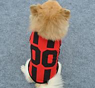 Comfortable Classic Sport Style Pet T-Shirt