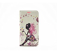 PU Leather Set Auger Full Body Cases Novelty Case Cover for LG G5