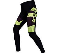 Wosawe Unisex Ciclismo Bicicleta Prendas de abajo / Pantalones Pantalones Primavera / Verano / Otoño / InviernoTranspirable / Listo para