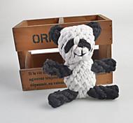 Delicate Shape of Panda Pet Chew Toy(Random Color)