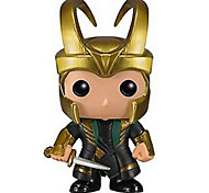 Thor Anime Action Figure 10CM Model Toys Doll Toy