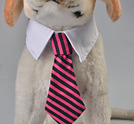 Lovely Twill Wash Pet Tie(Random Color)