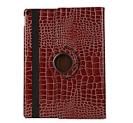 360 Degree Crocodile Pattern PU Leather Flip Cover Case for iPad Air3 /iPad Pro Mini (Assorted Colors)