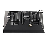 4 in 1 Charging Station with Cooling Fan for X-BOX ONE