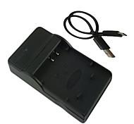 li50b cargador de batería de la cámara móvil micro USB para Olympus li-50b li-92 vg170 SZ30 SZ11 SZ-15 SZ-10 Sony bk1