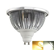 SENCART G53 GU10 E27 10W COB LED 1000LM Cool White/ Warm White AR111 Dimmable LED Spotlight AC85-265V