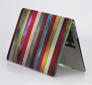 "Wood Grain Design Matte Hard Full Body  Case Cover for Macbook MacBook Air 11""/13"""