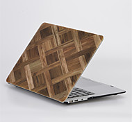 "Wood Grain Design Matte Hard Full Body  Case Cover for Macbook MacBook Pro 13""/15'' with Retina"