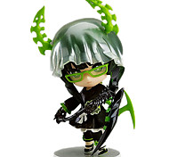 Blackrock смерть шутер версия аниме фигурку 10см модель игрушка кукла игрушка