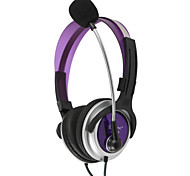 SENICC ST-908 Over-Ear Headphone woth Mic and Remote for PC/iPhone/Samsung/HTC