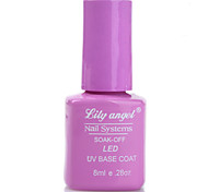 Nail Systems Soak-off LED&UV Base Coat Gel Polish(8ml)