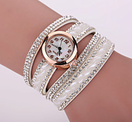 Xu™ Ladies' Fashion Diamonds Bracelet Quartz Watch Cool Watches Unique Watches
