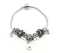 Women Fashion Pearl DIY Bracelets