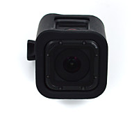 Gopro 4 Session Low Angle Frame Silicone Set Black Red White Blue Green Orange Pink Rose Red
