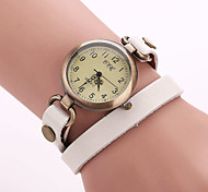 Xu™ Ladies' Fashion Restoring Ancient Ways Leather Bracelet Quartz Watch Cool Watches Unique Watches