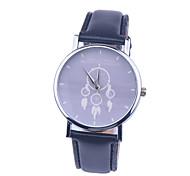 2016 TOP Pastel Dreamcatcher Watch With PU leather strap FOR Ladies Women Watch Quartz Watches Relogio Feminino