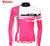 Tasdan Women's Cycling Clothing Cycling Jerseys Long Sleeve