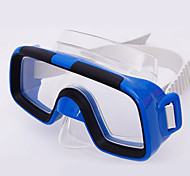 Diving Masks Swim Mask Goggle Diving / Snorkeling Swimming PVC Blue