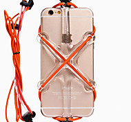 New Fashion Outdoor Sport Mobile phone Security Rope For iPhone 6/6s(Assorted Colors,Rope)
