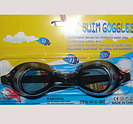 Swimming Goggles Kid's Waterproof Silica Gel PC Others Others