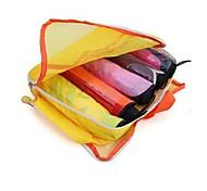 Travel Bag / Packing OrganizerForTravel Storage / Luggage Accessory Fabric Grey / Blue / Yellow 30*10.5*24