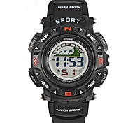 The New Youth Sports Watch Multifunction Electronic Watch Men Waterproof