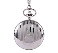 Unisex Pocket Watch Relief Magic Mirror Flip Shiying Huai Table Cool Watches Unique Watches