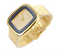 Women's Fashionable Leisure Simple Square Dial Watch Cool Watches Unique Watches