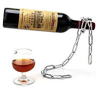 legal do estilo cadeia de suporte para garrafa de vinho rack vinho tinto suporte de apoio estande