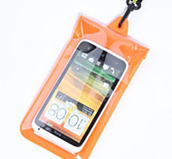 Dry Boxes Dry Bag / Waterproof Bag For Cellphone Waterproof Diving / Snorkeling PVC Black