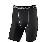 Running Shorts / Compression Clothing / Bottoms Men's Breathable / Quick Dry / CompressionFitness / Racing / Leisure Sports / Motorbike /