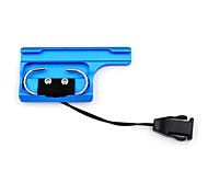 TELESIN Aluminum Alloy Back Door Clip Safety Lock for GoPro Hero 3+/4 Dive Skeleton Housing