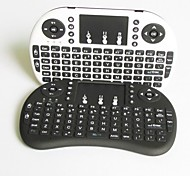 V8 In Battery Flying Squirrels 2.4G The Touchpad Mini Wireless Keyboard for Android Smart TV Box