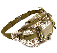 Military Hip Pack Tactical Waist Packs Waterproof Waist Bag Fanny Pack Belt Bag Hiking Climbing Outdoor Bag