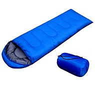 Outdoor Envelope Hooded Sleeping Bag