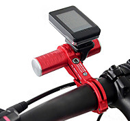 CNC Aluminum Alloy Bike Bicycle Handlebar Extender Extension Mount Holder for Stopwatch Flashlight