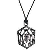 Men's Women's Pendant Necklaces Pendants Alloy Drop Silver Jewelry Wedding Party Daily Casual Sports 1pc