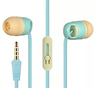 L-6 cuffie moda auricolare 3,5 millimetri generale in-ear per iPhone Samsung (colori assortiti)