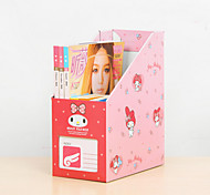 Cartoon Desktop Storage Box Paper