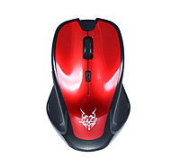 JITE 6D 2.4GHz Wireless 1000DPI Mouse with USB Receiver Red Blue Gray Black Silver