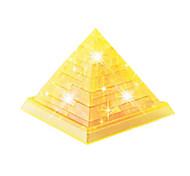 Пазлы 3D пазлы / Хрустальные пазлы Строительные блоки DIY игрушки известные здания ABS Зеленый Модели и конструкторы