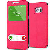 Fashion PU Leather Material Full Body Cases for Galaxy S6 Edge Plus/Galaxy S6/Galaxy S6 Edge