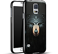 For Samsung Galaxy Case Pattern Case Back Cover Case Animal TPU Samsung S5