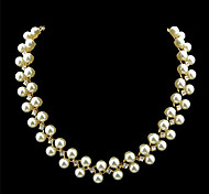 Imitation Fashion Pearl Necklace