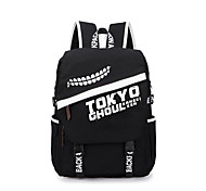 Tokyo Ghoul Ken Kaneki Black Canvas Bag / More Accessories